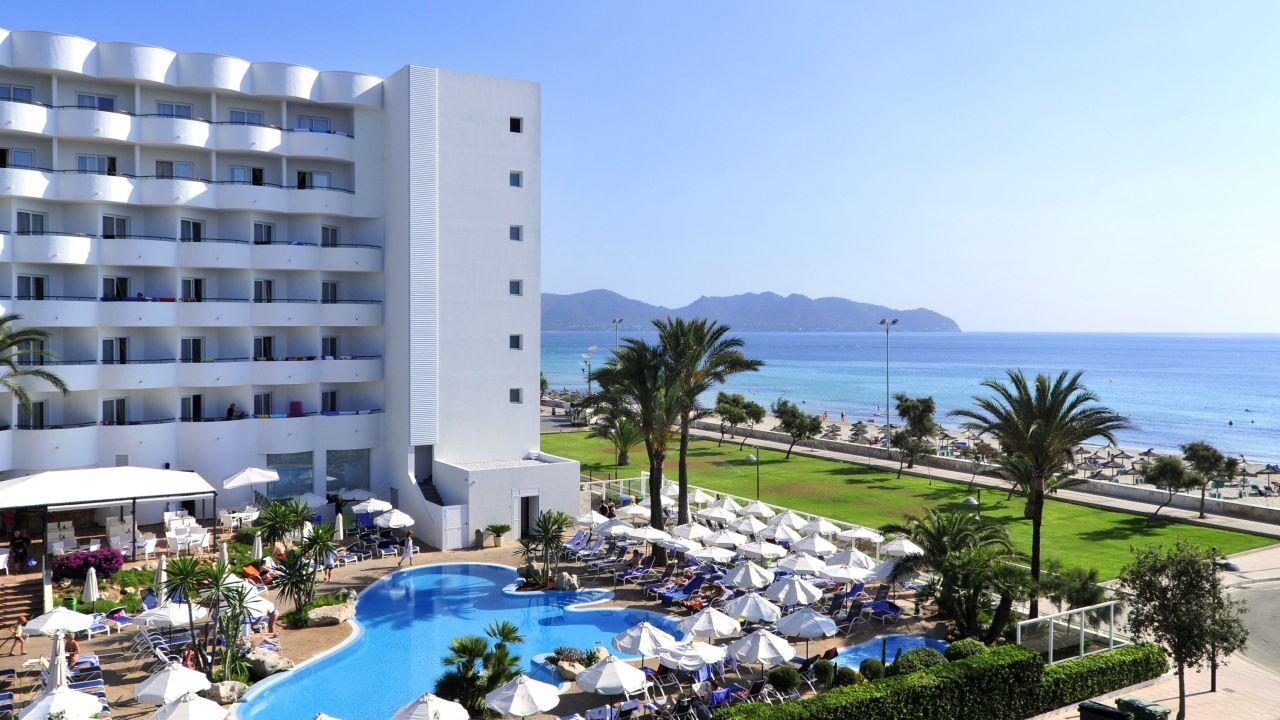 Hipotels Hipocampo Playa Cala Millor Holidaycheck Mallorca