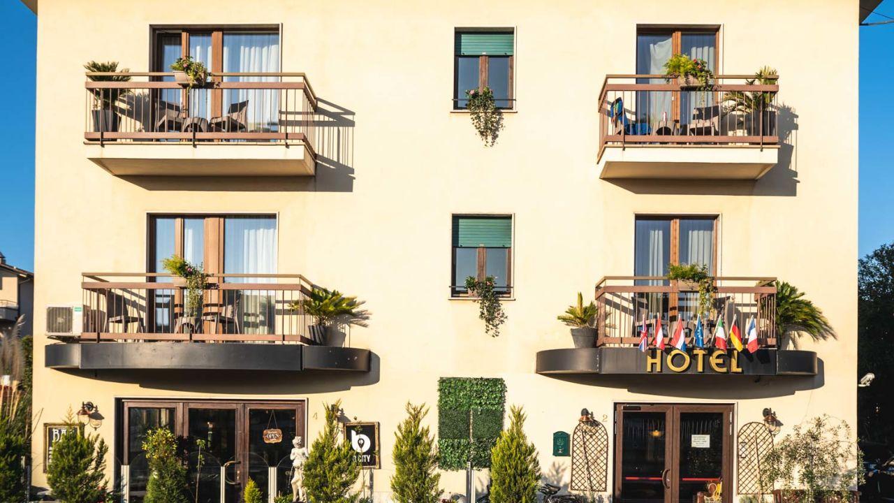 B City Hotel Bardolino Bardolino Holidaycheck Venetien Italien