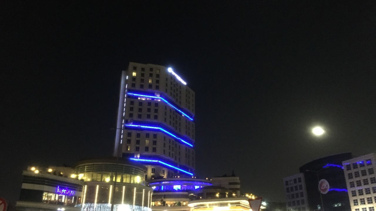 Tryp By Wyndham Istanbul Airport Istanbul Holidaycheck Großraum