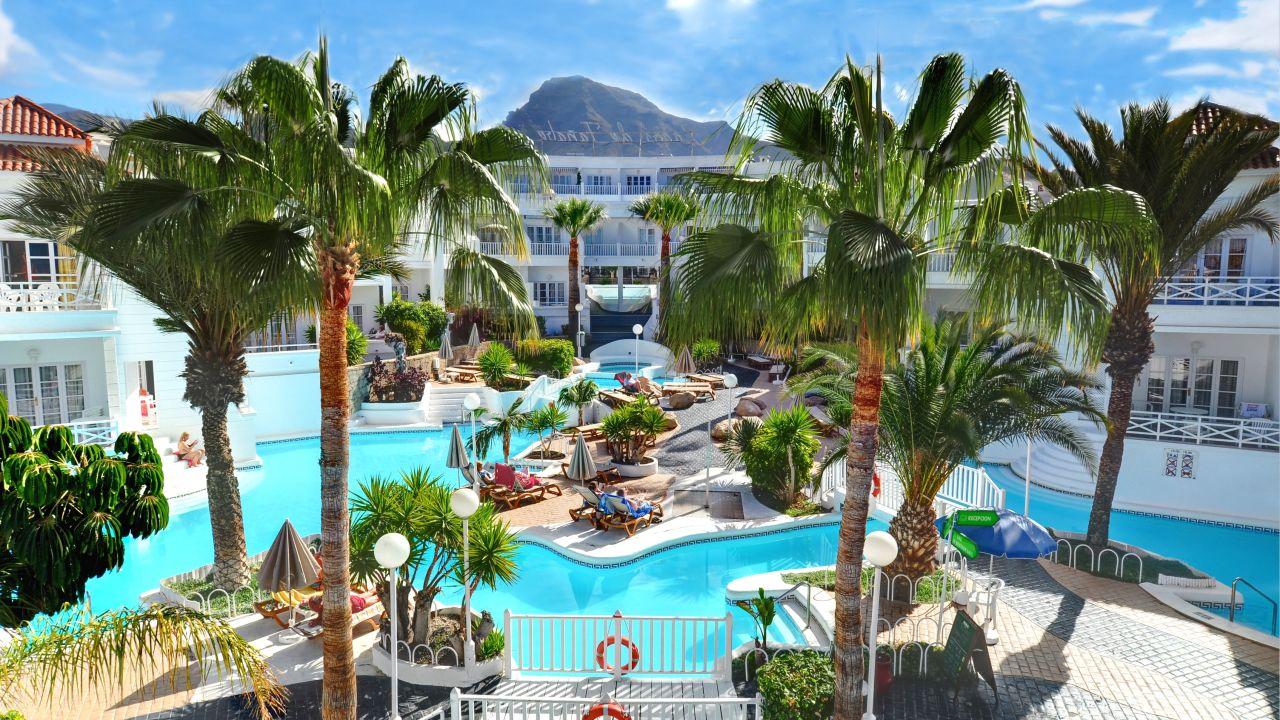 Hotel Florida Puerto De La Cruz