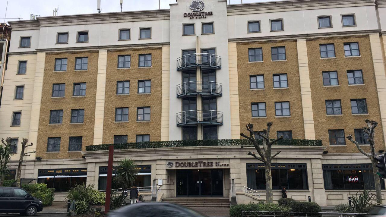 Doubletree By Hilton London Islington Hotel
