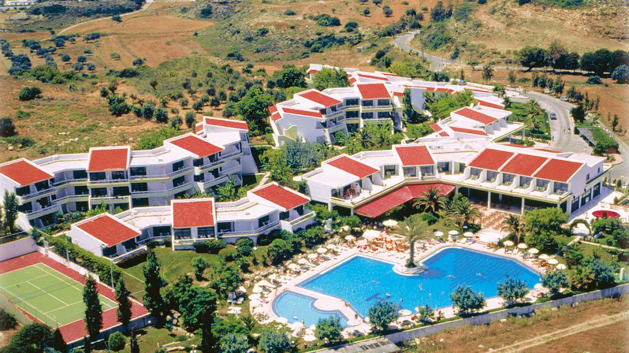 Hotel Cathrin Rhodos Bewertung