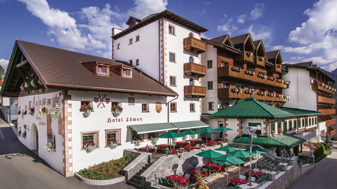 Hotel Löwe - Leading Family Hotel & Resort