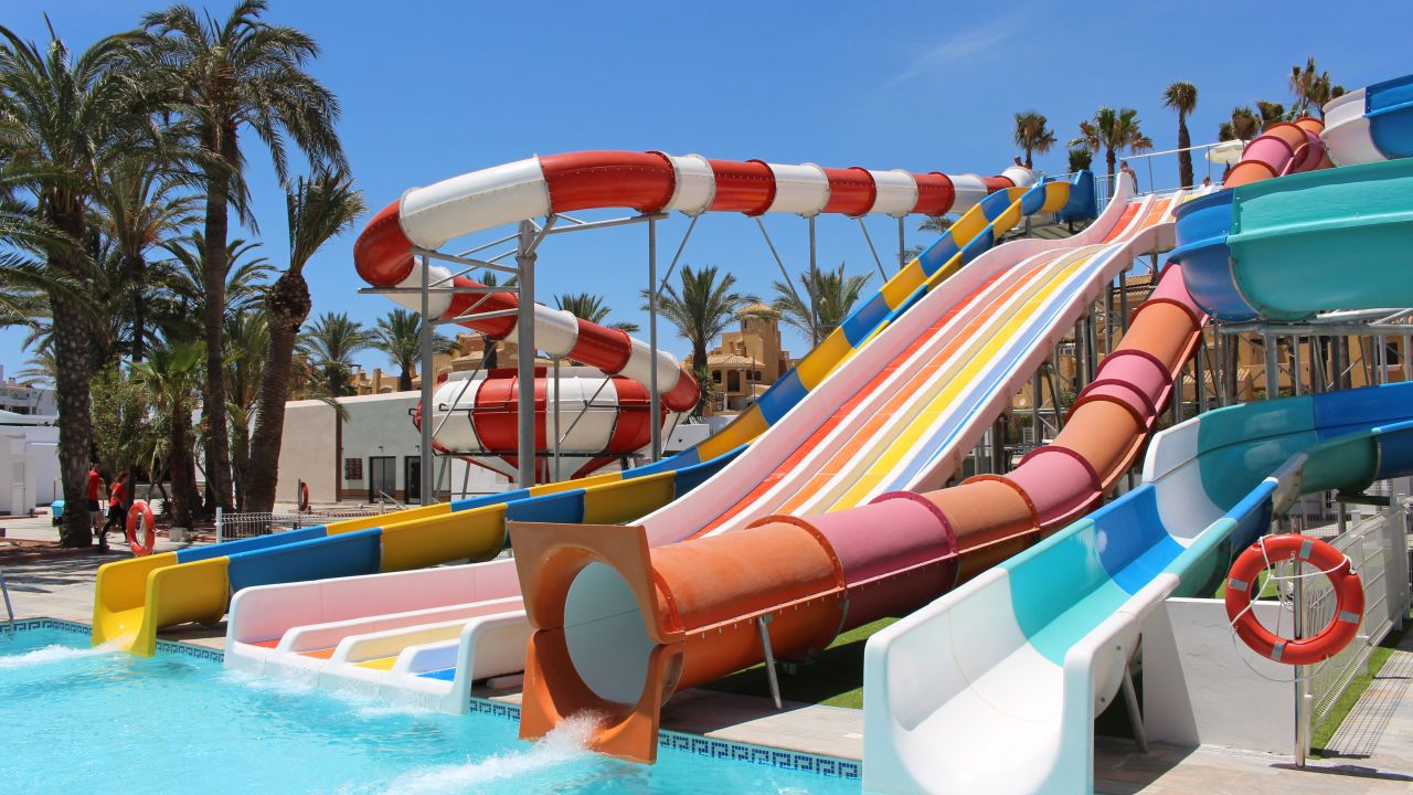 Playasol spa hotel roquetas de mar holidaycheck costa de almeria spanien - Costa sol almeria ...