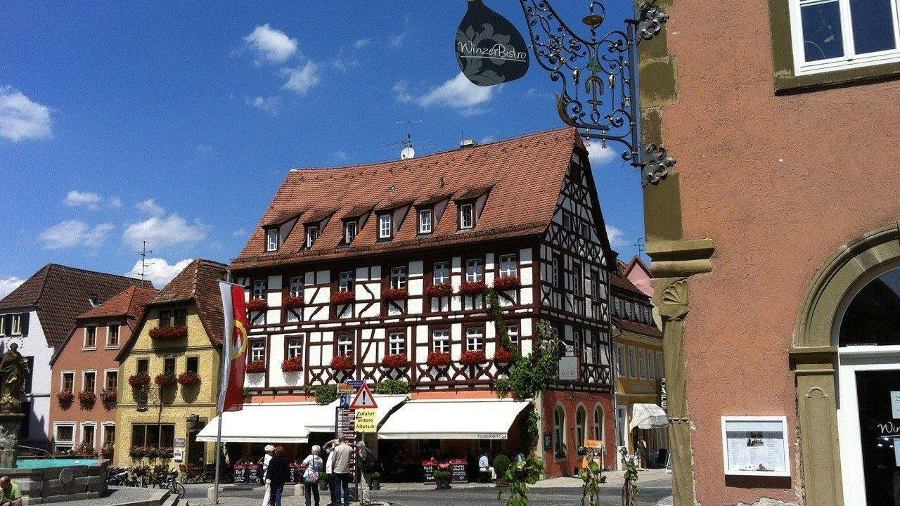 Hotel Behringer Volkach Bewertung