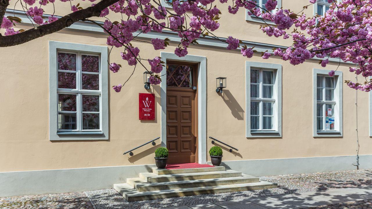 Hotel Am Großen Waisenhaus Potsdam Holidaycheck Brandenburg