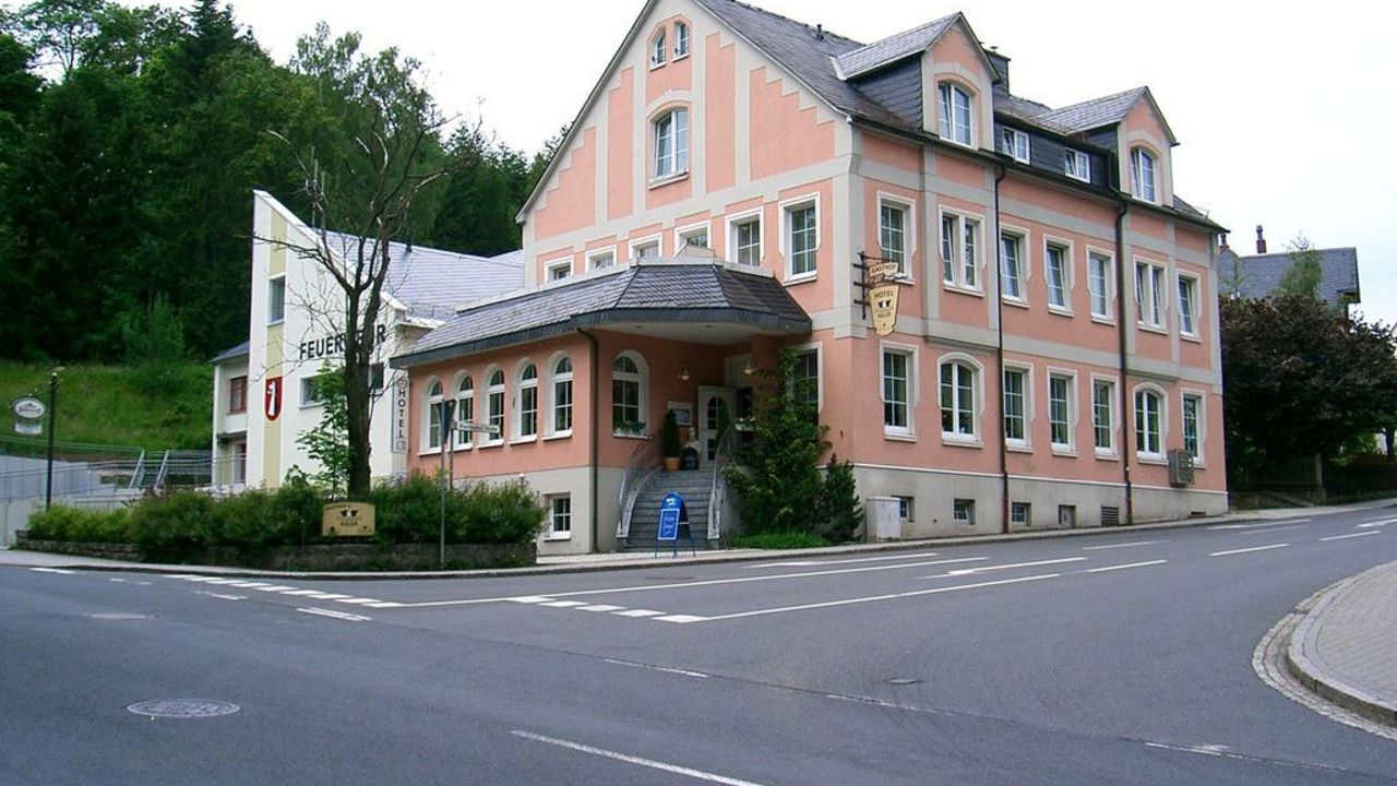 Hotel Schwarzer Adler Bad Lobenstein