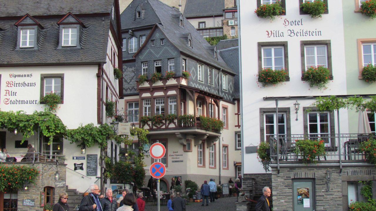 Hotel Haus Lipmann Beilstein • HolidayCheck Rheinland