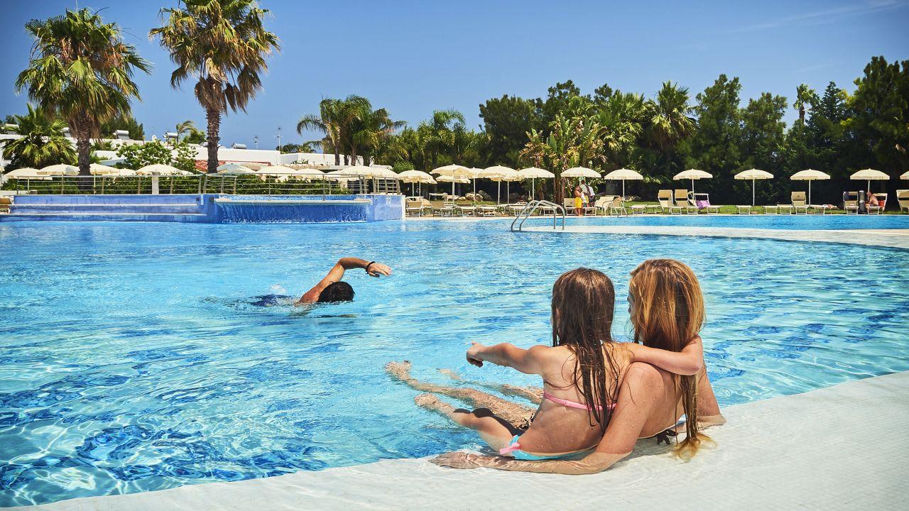 Hotel Riva Marina Resort Apulien