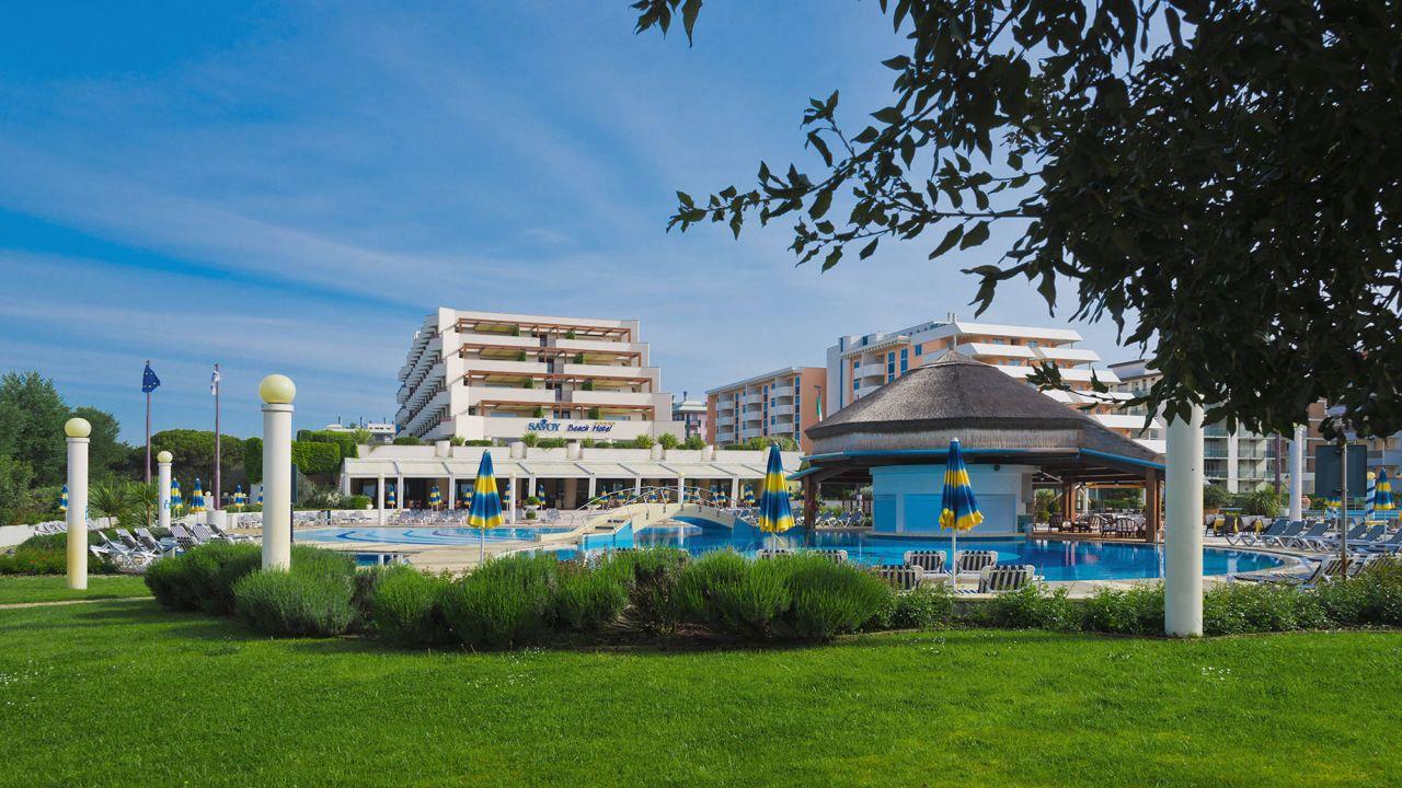 Hotel Savoy Bibione Italien