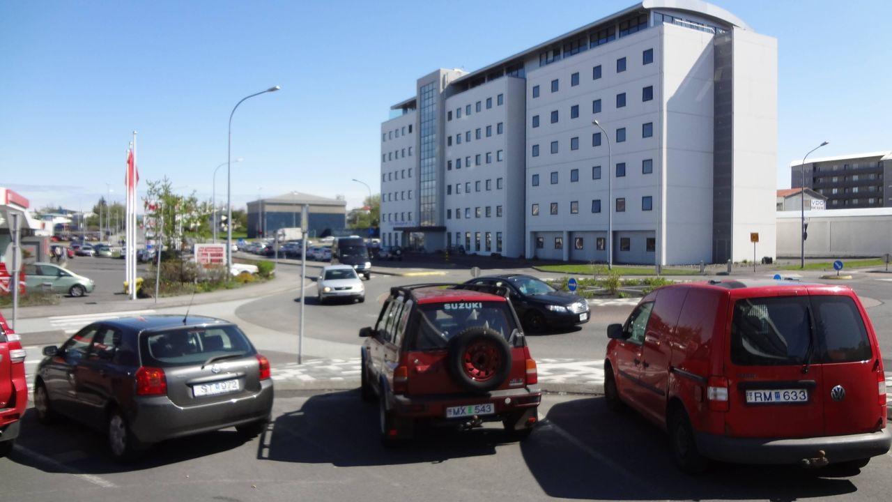Hotel Cabin In Reykjav K Holidaycheck