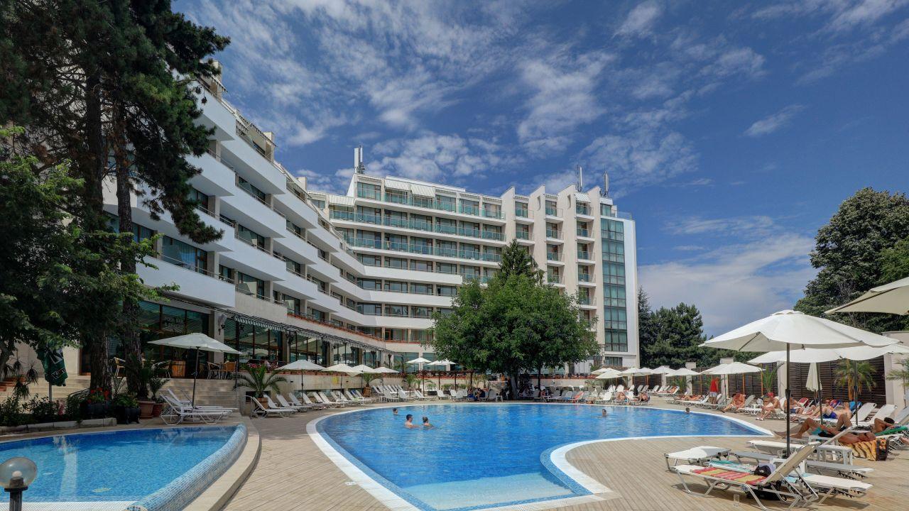 Hotel Edelweiss Goldstrand Bewertung