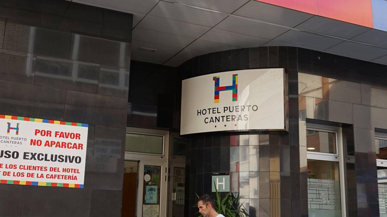 Hotel Puerto Canteras Las Palmas De Gran Canaria Holidaycheck