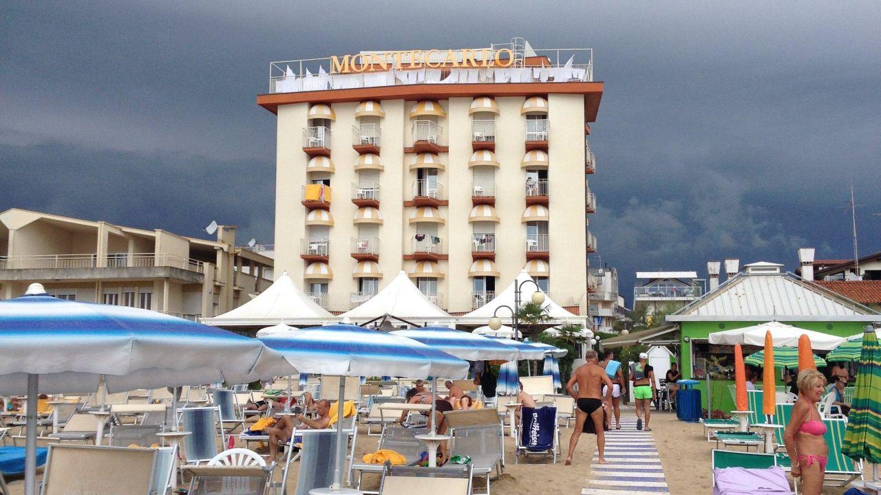 Hotel Montecarlo Jesolo Holidaycheck Venetien Italien