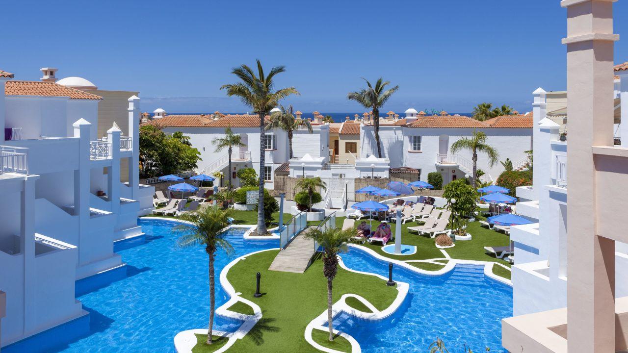Hotel Lagos De Fanabe Beach Resort Tenerife