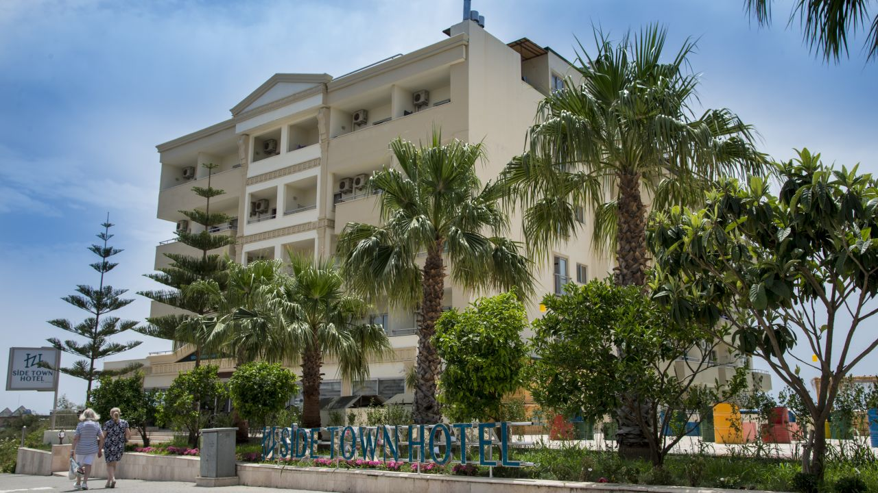 Das Side Town ist ein 4* Hotel und kann jetzt ab 366€ gebucht werden