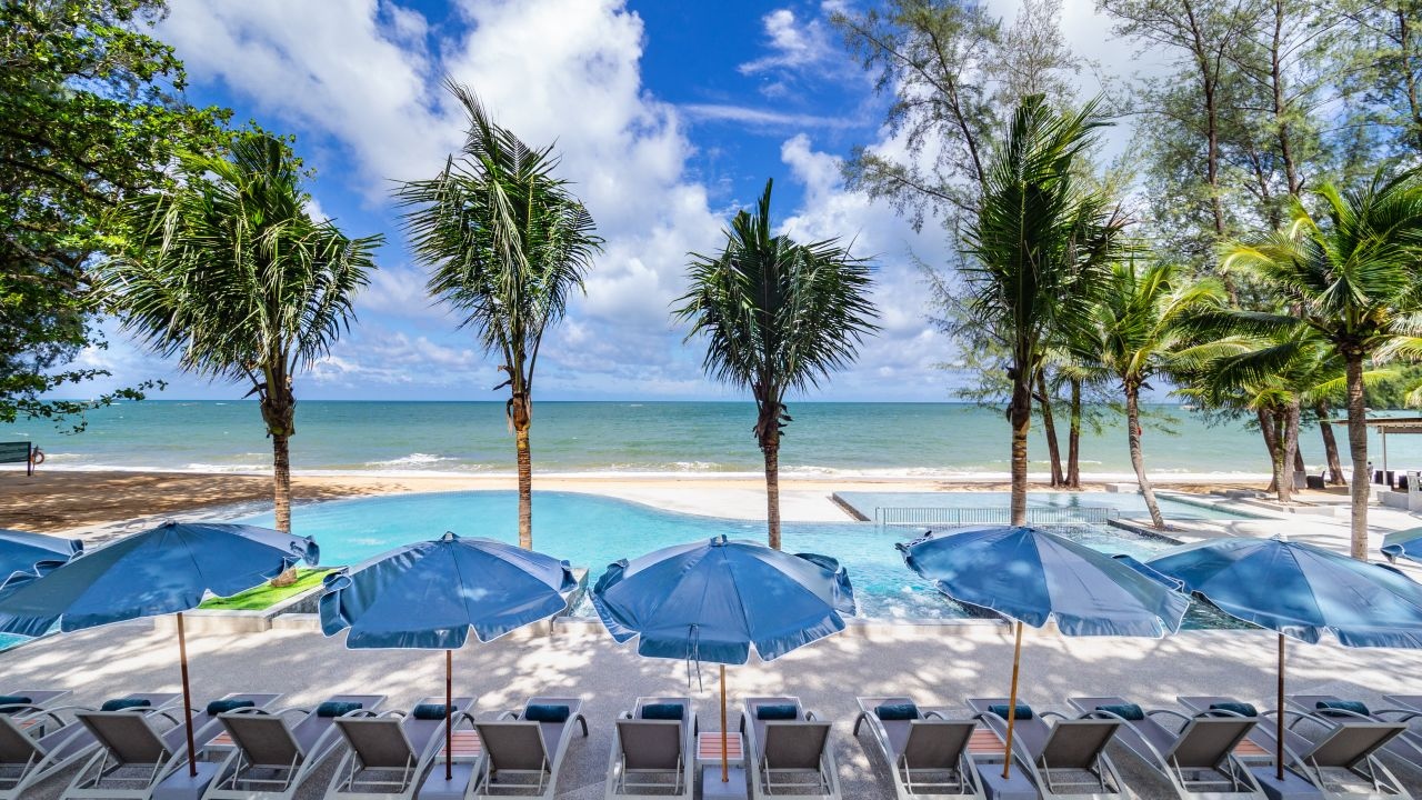 Khaolak Emerald Beach Resort Spa Khao Lak South Beach