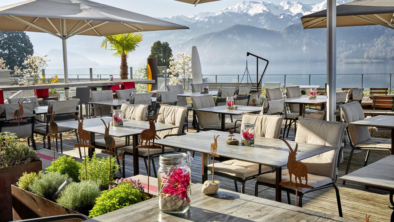 Hotel Alpenblick Weggis Holidaycheck Kanton Luzern Schweiz