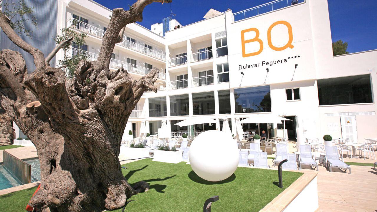BQ Bulevar Paguera Hotel (Peguera) • HolidayCheck (Mallorca | Spanien)