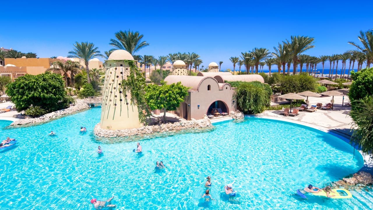 Grand Resort Hotel Hurghada Agypten