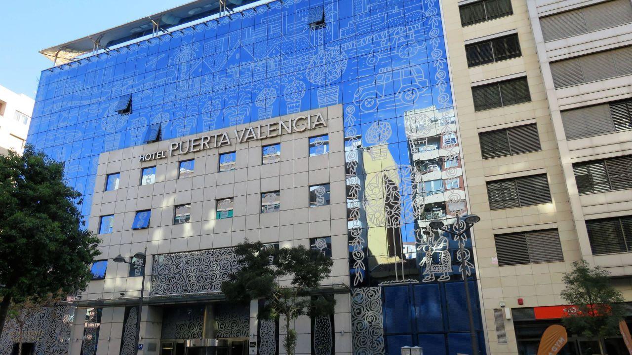 Hotel silken puerta de valencia in valencia holidaycheck valencia spanien - Hotel silken puerta de valencia ...