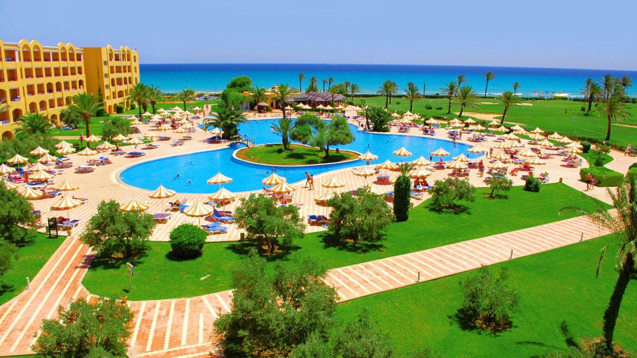 Hotel Nour Palace Mahdia • HolidayCheck Großraum Monastir