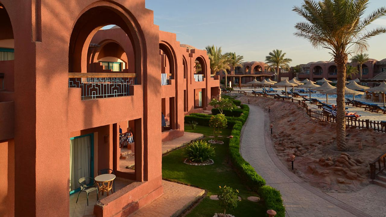 Sentido Oriental Dream Resort El Quseir Holidaycheck Marsa Alam