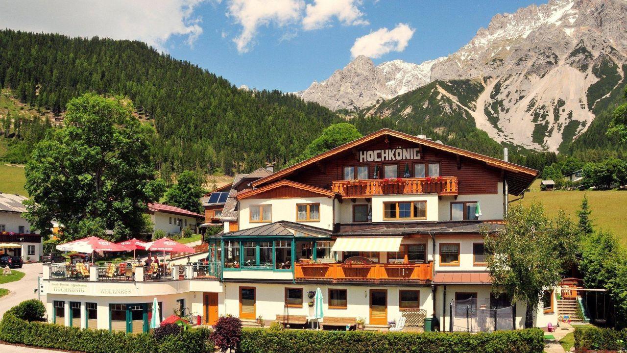 4* Wellnesshotel ramsauhof | Ramsau Dachstein Region