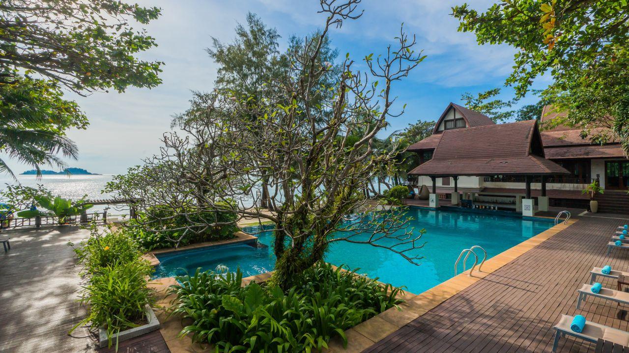 Barali Beach Resort Koh Chang Klong Prao Beach Holidaycheck Koh