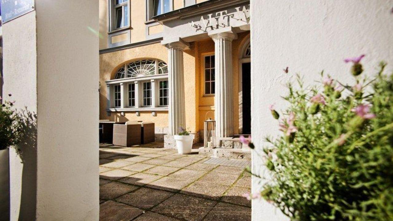 Bewertung Hotel Alt Weimar