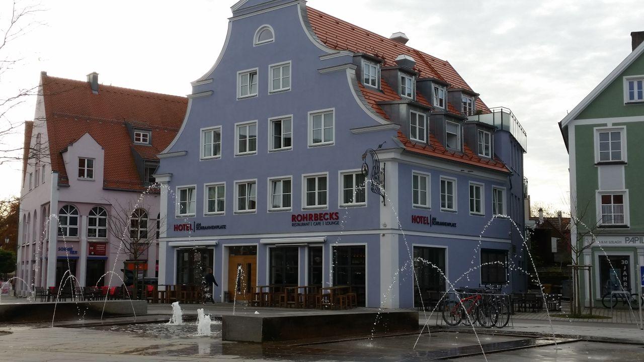 Bewertung Hotel Am Schrannenplatz Memmkngdn
