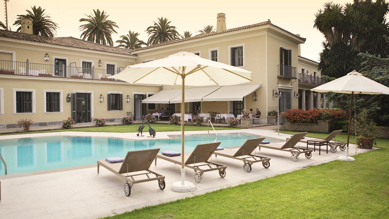 Hotel Villa Jerez Jerez De La Frontera Holidaycheck Costa De La