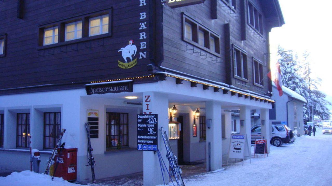 Bären Restaurant & Rooms (Andermatt) • HolidayCheck (Kanton Uri ...