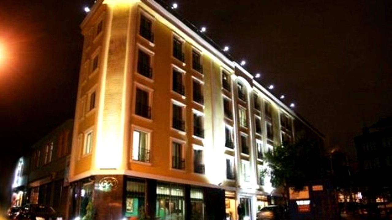 Sirkeci Park Hotel Istanbul Bewertung