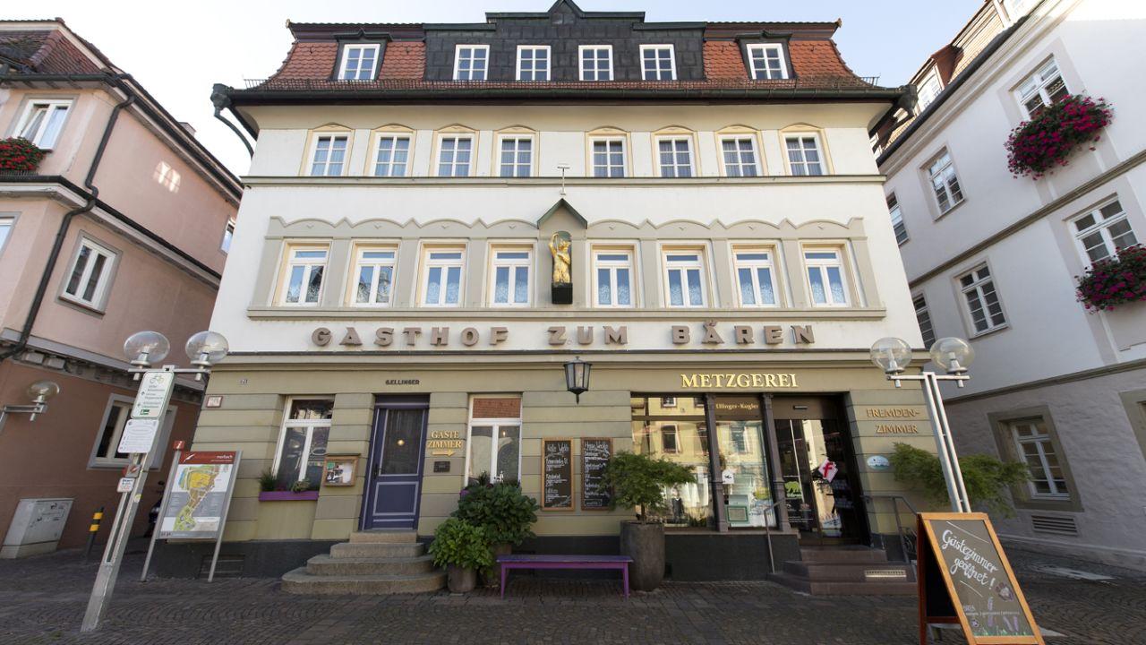 Gasthof Zum B 228 Ren Marbach Am Neckar Holidaycheck
