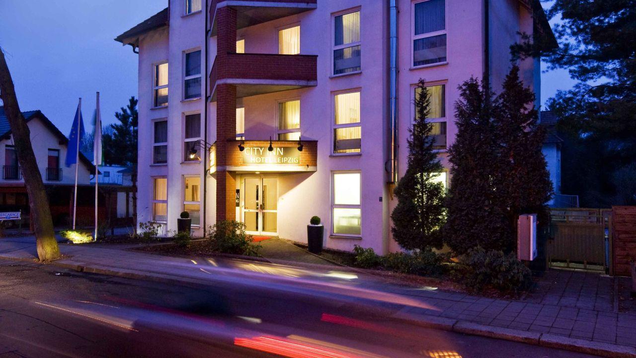 City Inn Hotel Leipzig Bewertung