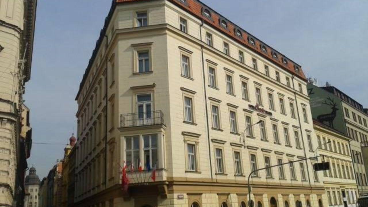 Exe City Park Hotel Prag