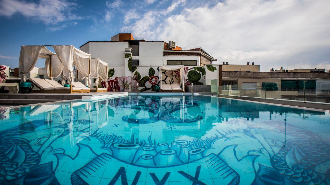 NYX Hotel Madrid by Leonardo Hotels (Madrid) • HolidayCheck
