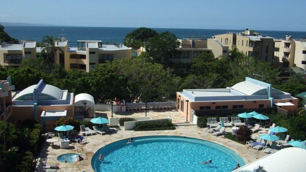 Hotel Sheraton Noosa Resort (Noosa) • HolidayCheck (Queensland ...