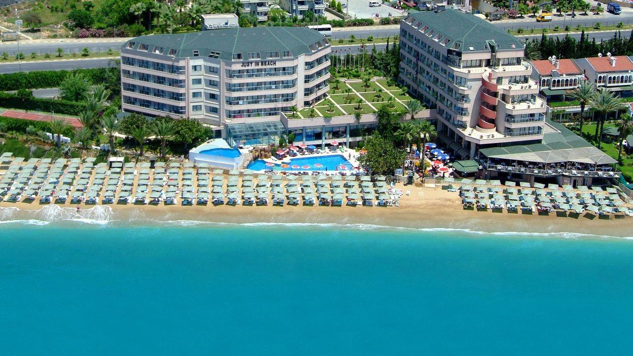 Aska Hotel Just in Beach in Avsallar • HolidayCheck