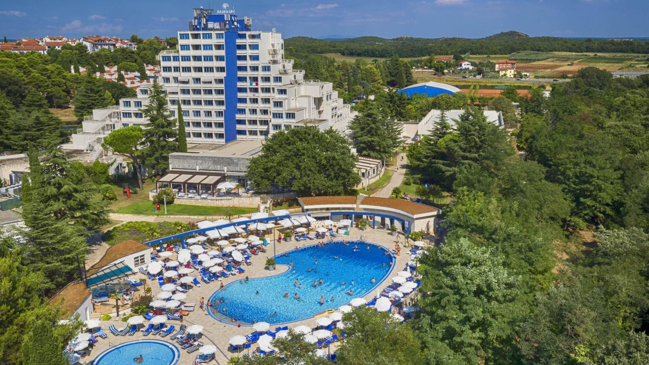 Valamar Diamant Hotel Porec Holidaycheck Istrien