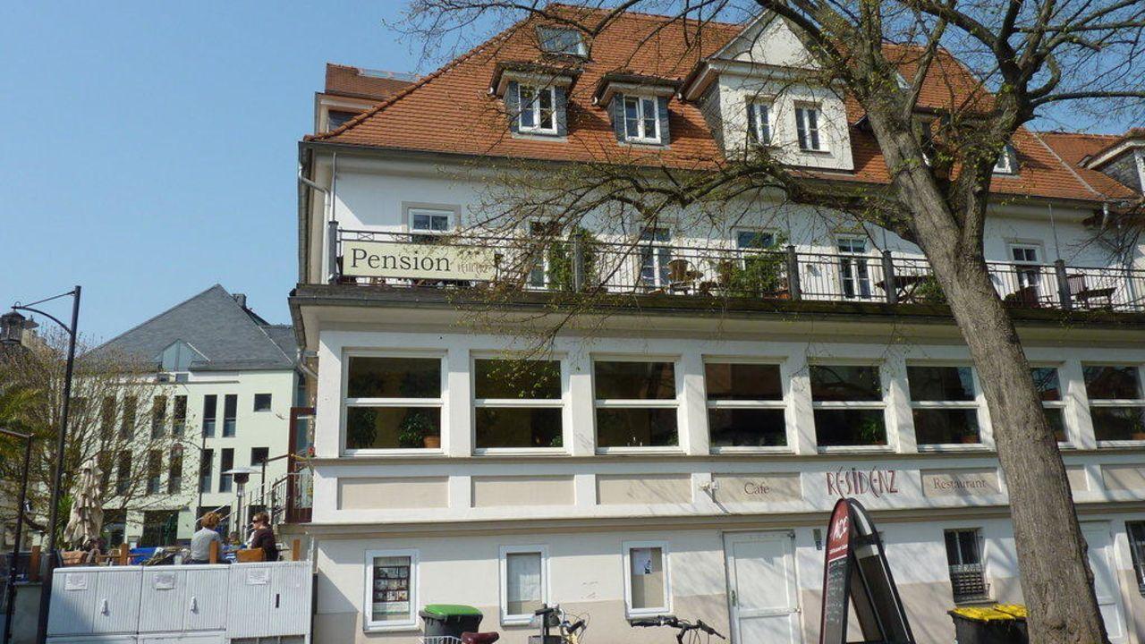 hotel die kleine residenz worbis holidaycheck th ringen deutschland. Black Bedroom Furniture Sets. Home Design Ideas