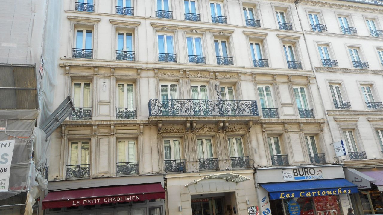 Atlantic hotel paris holidaycheck gro raum paris for Frankreich hotel paris