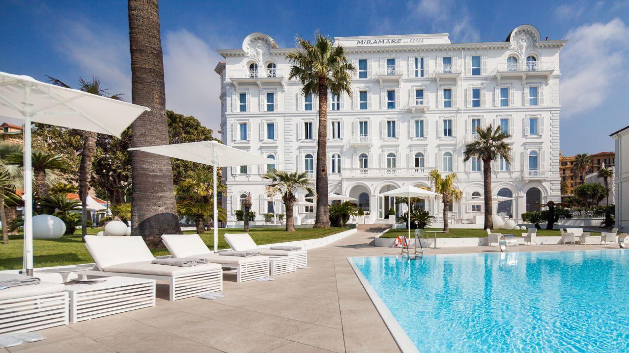 Miramare The Palace Resort 5 luxury (San Remo ...