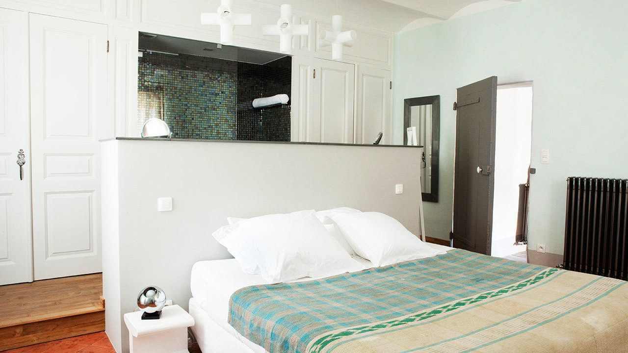 Hotel La Maison d\'Ulysse (Garrigues-Sainte-Eulalie ...
