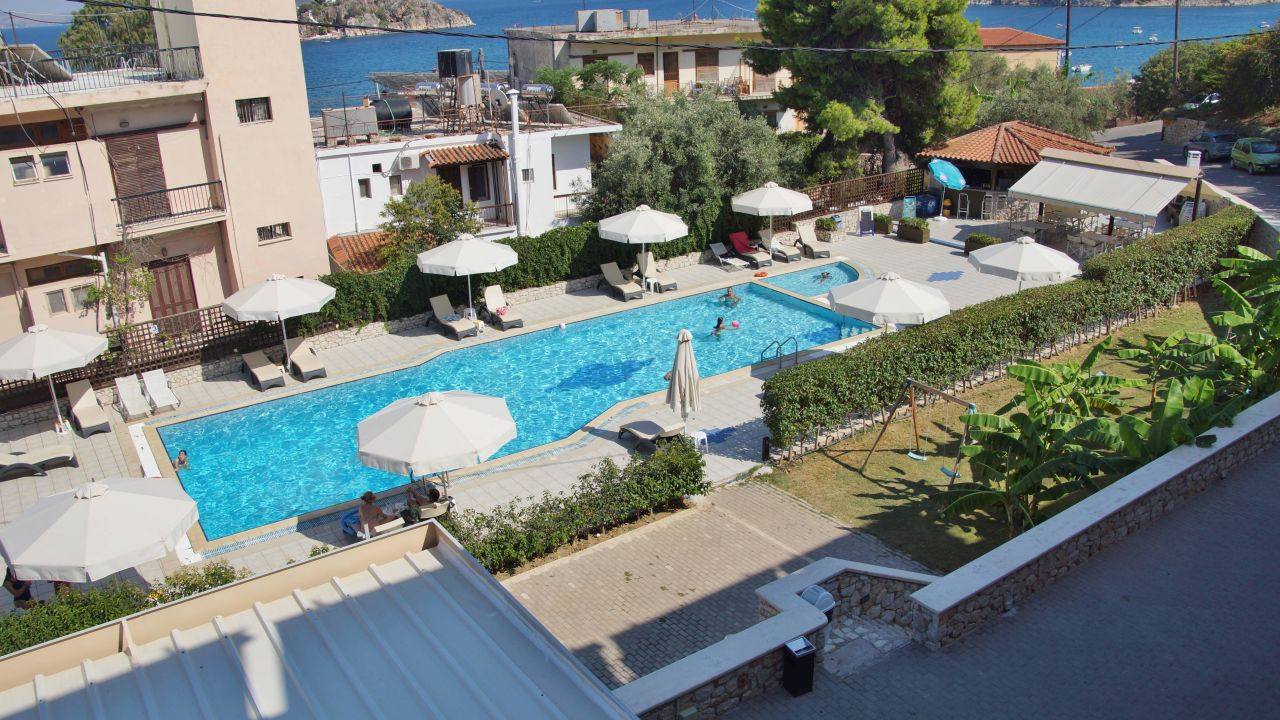 Hotel apollon tolo holidaycheck peloponnes for Top hotels griechenland