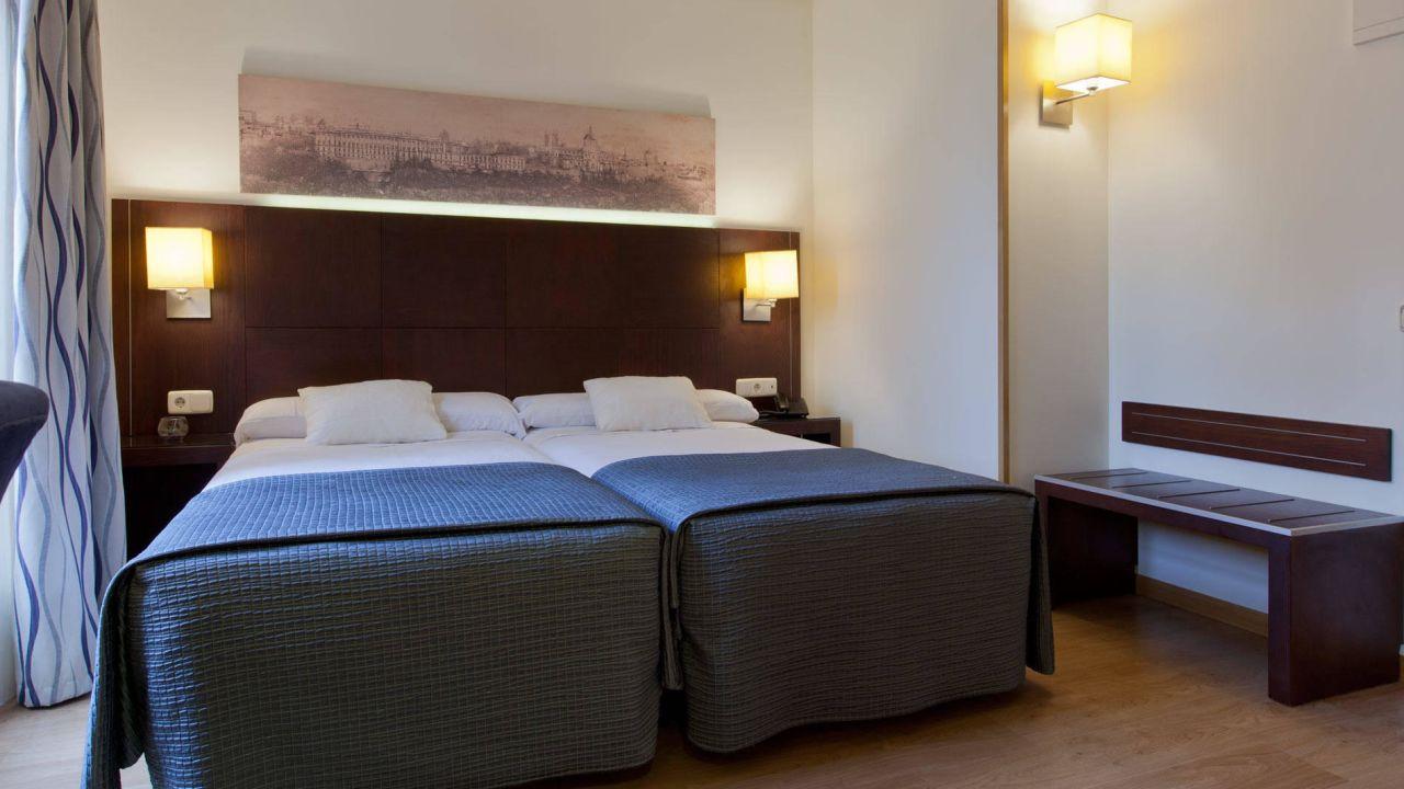 Hotel Ganivet (Madrid) • HolidayCheck (Madrid | Spanien)