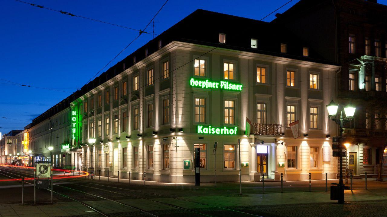 Hotel Kaiserhof Karlsruhe Karlsruhe Holidaycheck Baden