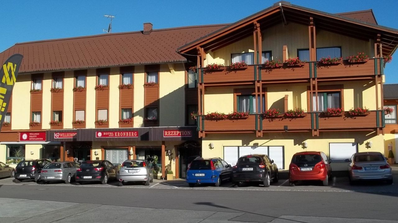 Hotel Kronberg Bodenmais Holidaycheck Bayern Deutschland