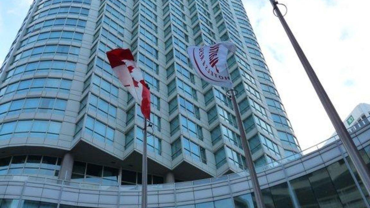 Marriott Pinnacle Hotel Vancouver British Columbia